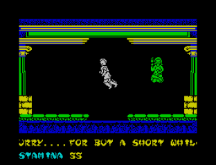 Gift From The Gods ZX Spectrum 09