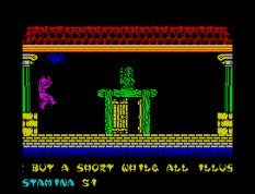 Gift From The Gods ZX Spectrum 10