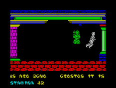 Gift From The Gods ZX Spectrum 11