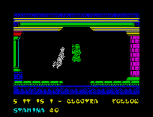 Gift From The Gods ZX Spectrum 12
