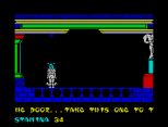 Gift From The Gods ZX Spectrum 16