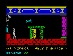 Gift From The Gods ZX Spectrum 20