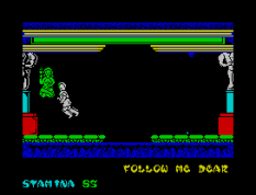 Gift From The Gods ZX Spectrum 21