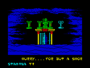 Gift From The Gods ZX Spectrum 23