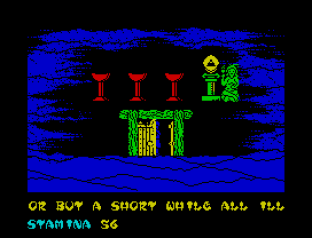 Gift From The Gods ZX Spectrum 31