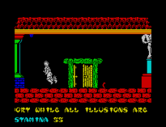 Gift From The Gods ZX Spectrum 32