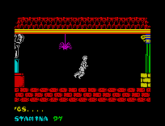 Gift From The Gods ZX Spectrum 33