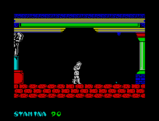 Gift From The Gods ZX Spectrum 34