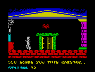 Gift From The Gods ZX Spectrum 42