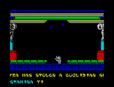 Gift From The Gods ZX Spectrum 43