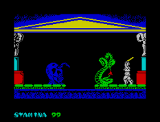 Gift From The Gods ZX Spectrum 44