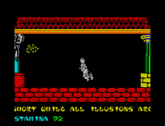 Gift From The Gods ZX Spectrum 55
