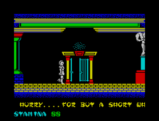 Gift From The Gods ZX Spectrum 64