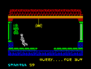 Gift From The Gods ZX Spectrum 67