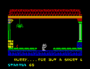Gift From The Gods ZX Spectrum 75