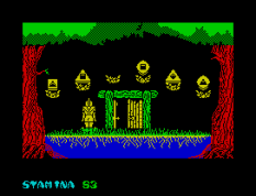 Gift From The Gods ZX Spectrum 84
