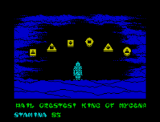 Gift From The Gods ZX Spectrum 85