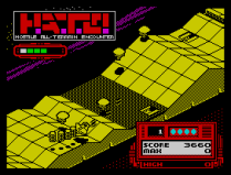 HATE ZX Spectrum 08