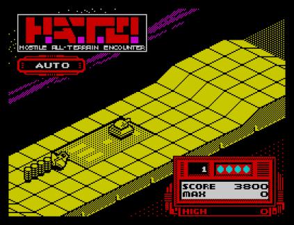 HATE ZX Spectrum 09