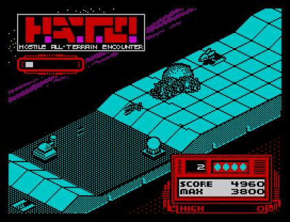 HATE ZX Spectrum 12