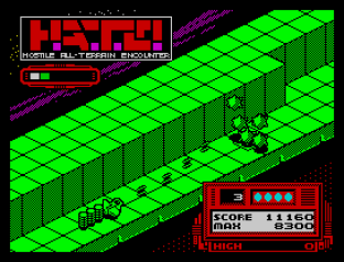 HATE ZX Spectrum 20