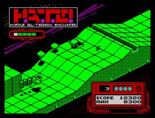 HATE ZX Spectrum 21