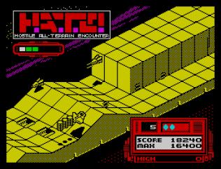HATE ZX Spectrum 32