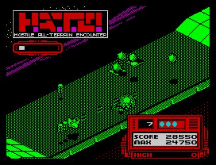 HATE ZX Spectrum 45