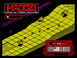HATE ZX Spectrum 54