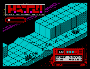 HATE ZX Spectrum 64