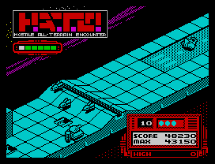 HATE ZX Spectrum 67