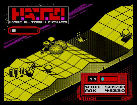 HATE ZX Spectrum 70