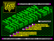 Highway Encounter ZX Spectrum 02