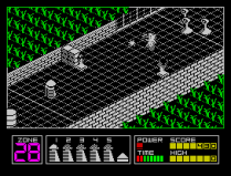 Highway Encounter ZX Spectrum 03