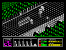 Highway Encounter ZX Spectrum 04