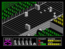 Highway Encounter ZX Spectrum 05