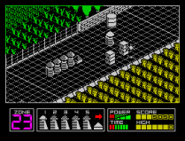 Highway Encounter ZX Spectrum 07