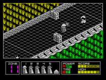 Highway Encounter ZX Spectrum 13