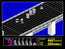 Highway Encounter ZX Spectrum 15