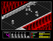 Highway Encounter ZX Spectrum 18