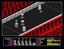 Highway Encounter ZX Spectrum 19