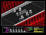 Highway Encounter ZX Spectrum 21