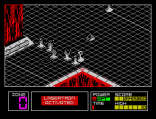 Highway Encounter ZX Spectrum 22