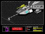 Highway Encounter ZX Spectrum 24