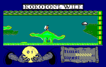 Kokotoni Wilf Amstrad CPC 02