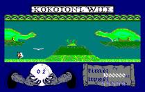 Kokotoni Wilf Amstrad CPC 03