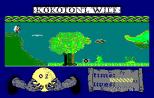Kokotoni Wilf Amstrad CPC 04