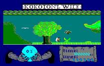 Kokotoni Wilf Amstrad CPC 05