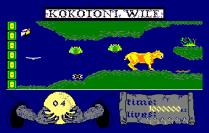 Kokotoni Wilf Amstrad CPC 06
