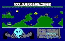 Kokotoni Wilf Amstrad CPC 07